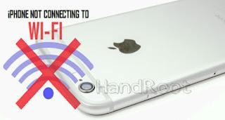 Mengatasi Masalah iPhone tidak bisa konek WiFi