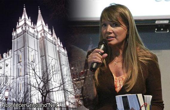 Ex mormona habla de la salvación en Jesús