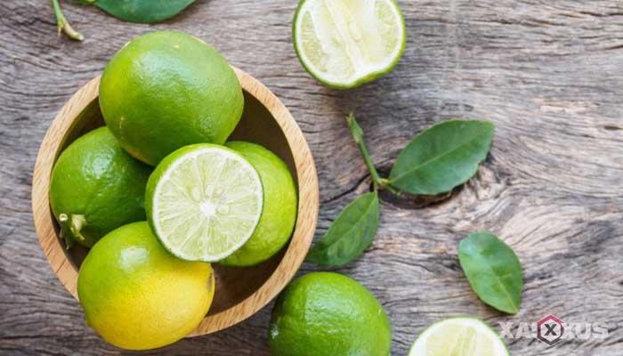 Cara memerahkan bibir dengan jeruk nipis