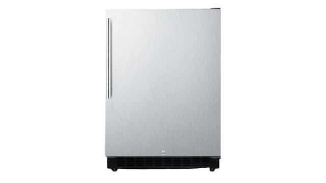 Summit AL54SSHV Compact Refrigerator