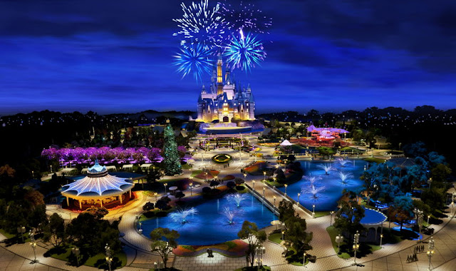 Parques de diversões da Disney