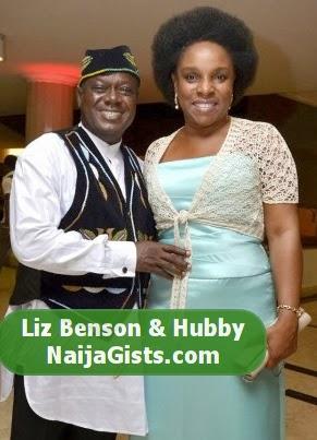 Image result for liz benson wedding photos naijagists