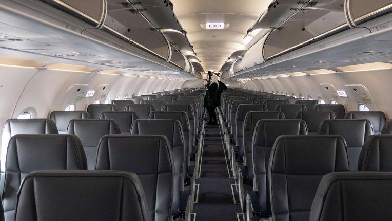 يمكن أن تبدأ شركات الطيران قريبًا في وزن الركاب قبل الرحلات الجوية
