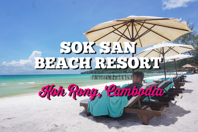 After Spending A Few Days In Sihanoukville So I Decided To Enjoy An Island Life Had Stayed At Sok San Beach Resort Which Is Located The