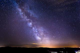 Milky way galaxy in hindi