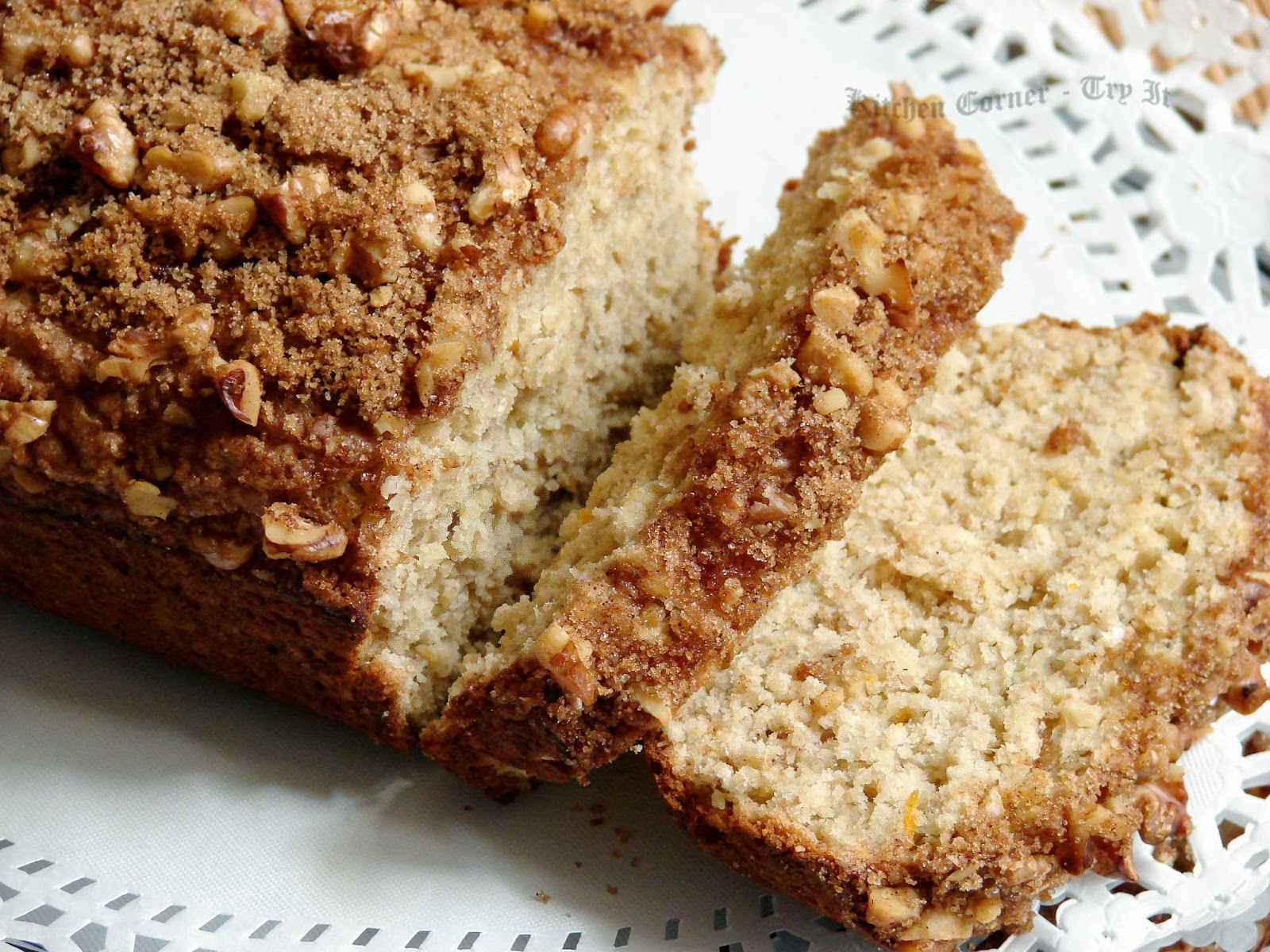 Healthy Banana Bread Cookie N Cake