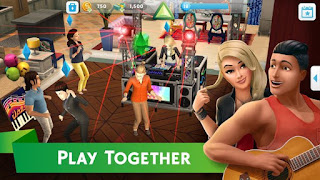 The Sims Mobile Indonesia Apk Android v10.1.0.158018 Versi Terbaru
