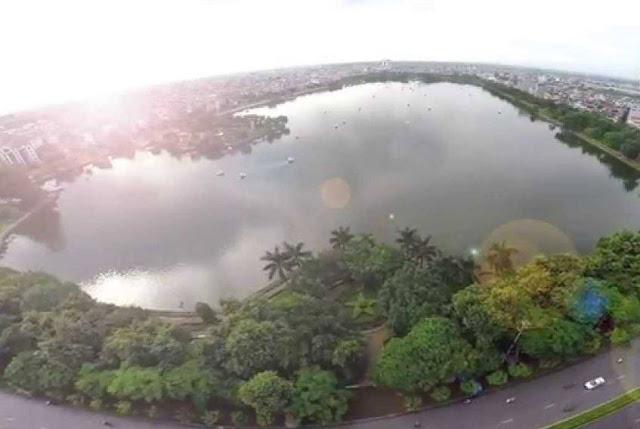Hồ Bạch Đằng