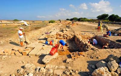Παλλούρες: Οι αρχαίοι κάτοικοι είχαν πρόσβαση σε πυριτόλιθο και πικρόλιθο
