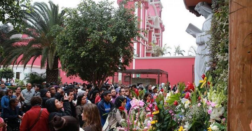 Habrá feriado largo desde el Jueves 30 de Agosto por celebración de Santa Rosa de Lima y el Viernes 31 de Agosto según D. S. Nº 021-2017-TR