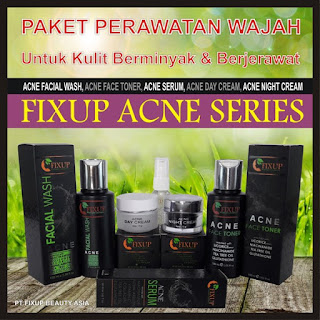 FIXUP acne series