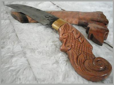 Pisau Raut, Senjata Tradisional Betawi Dari Jakarta