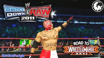 لعبة WWE Smackdown Vs. RAW للأندرويد