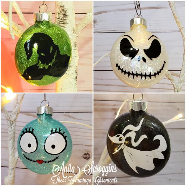 NBC DIY Ornaments