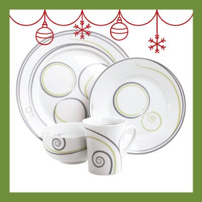 Vivente 4 piece Individual Place Setting
