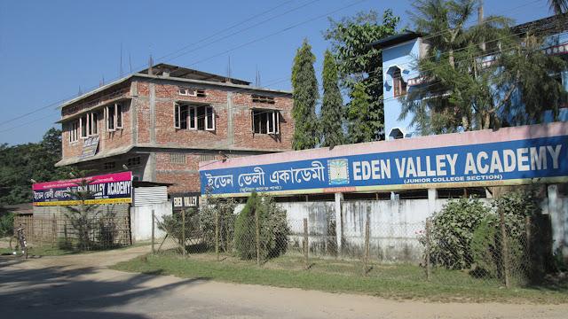 Eden vally Accademy,Chamata