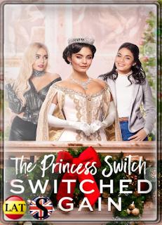 Intercambio de Princesas 2 (2020) WEB-DL 720P LATINO/ESPAÑOL/INGLES