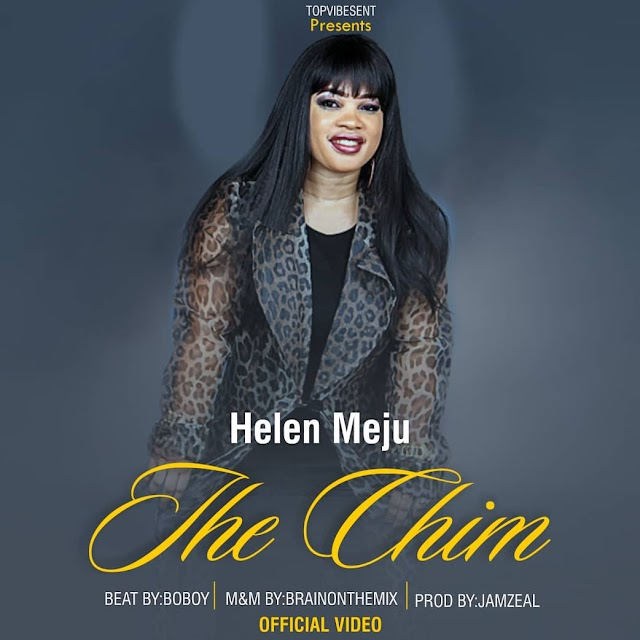 Helen Meju releases the official visuals for her trending praise song titled ''Ihe Chim"
