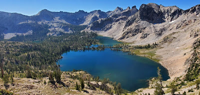 Image of Twin Lakes, Sawtooths