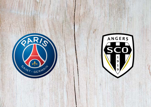 PSG vs Angers SCO -Highlights 5 October 2019