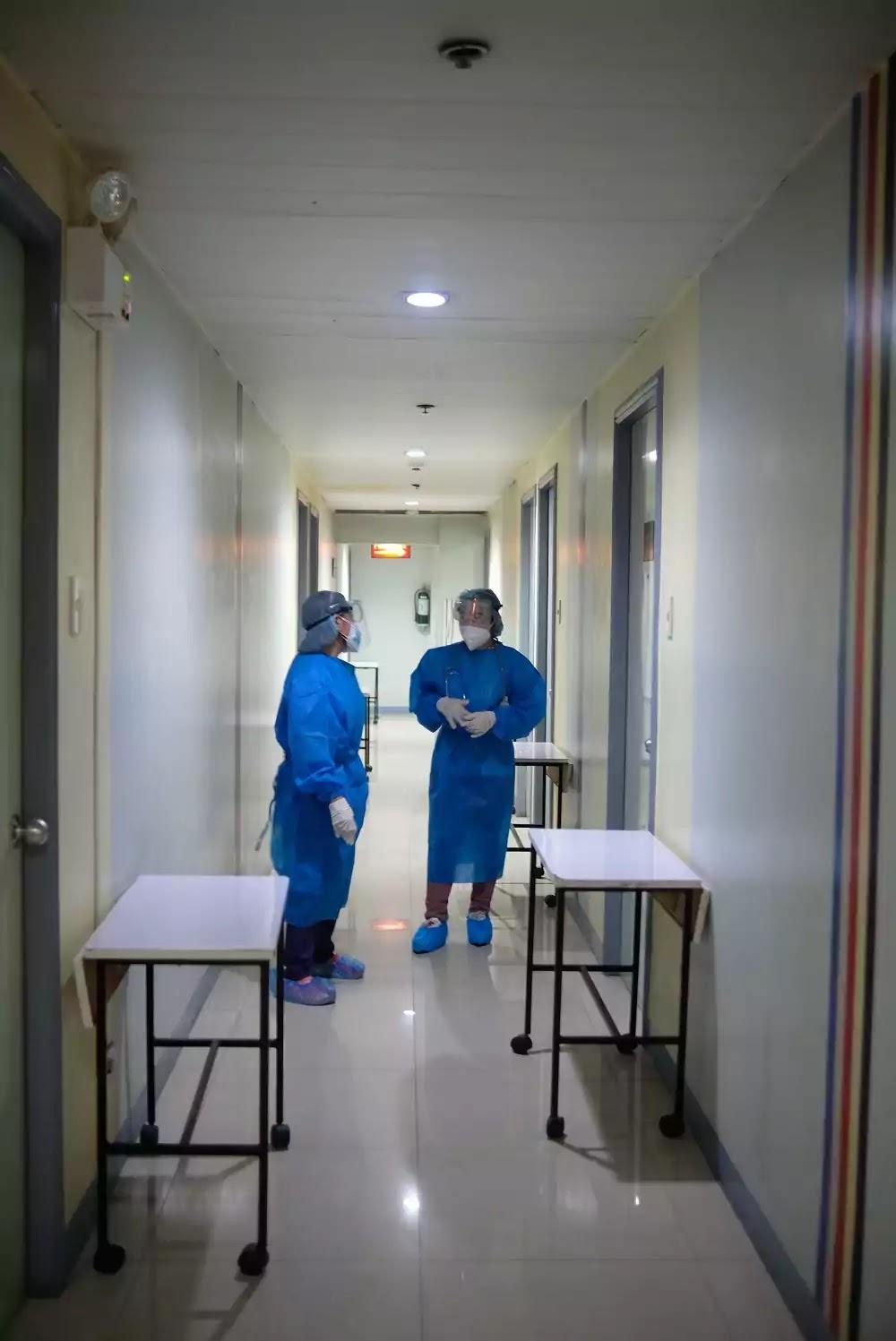 TCS Philippines Quarantine Facility