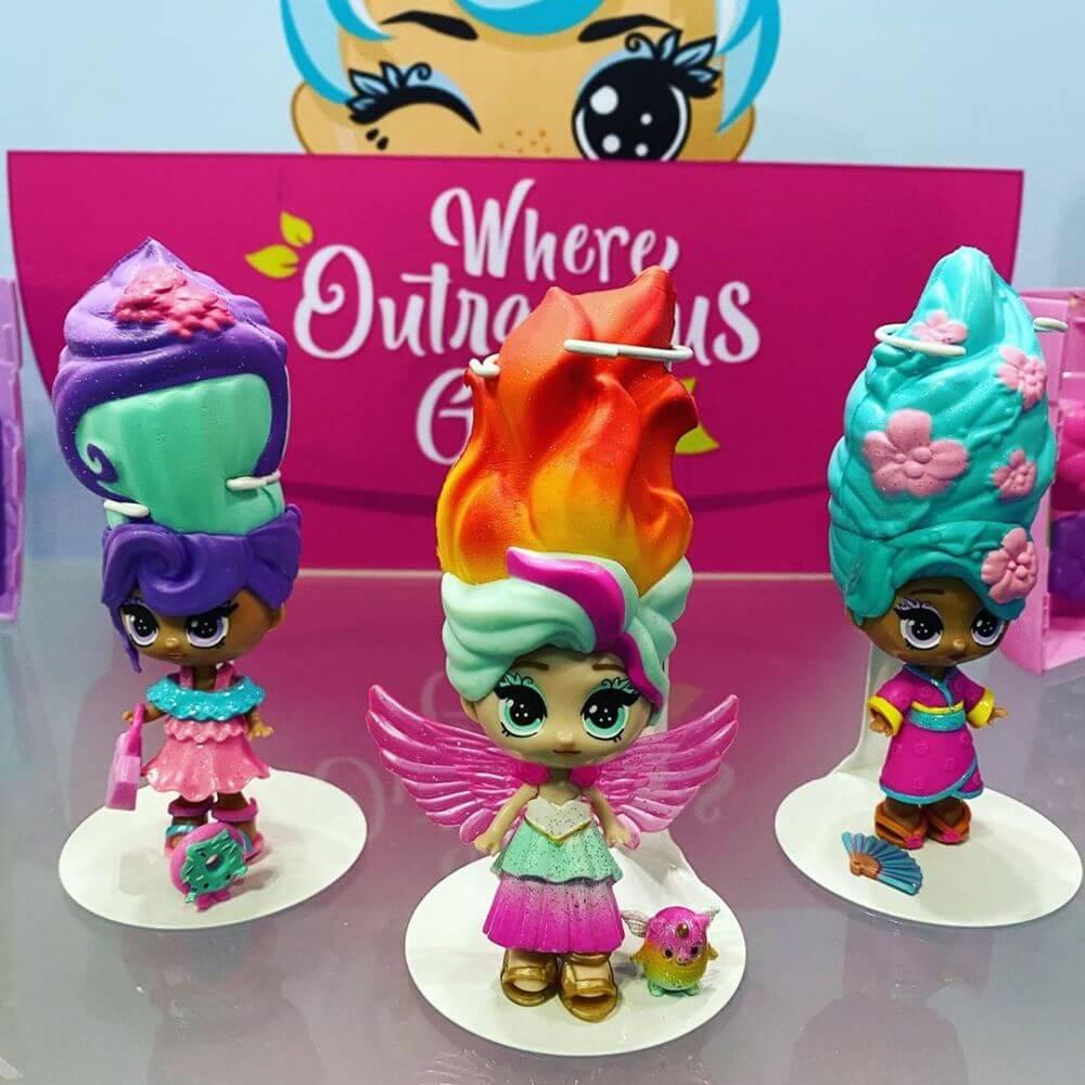 Куклы Blume Series 2 новые игрушки 2020 года