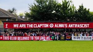 """Clapton CFC: El espíritu del """"No pasarán"""" resuena en el Este de Londres"""