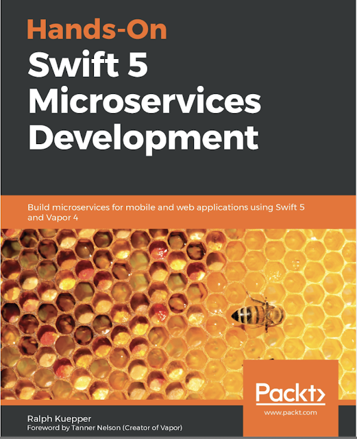 Hands-On Swift 5 Microservices Development