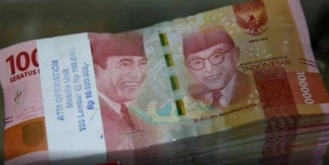 uang 2 T