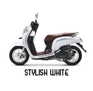 Scoopy ESP stylish brown
