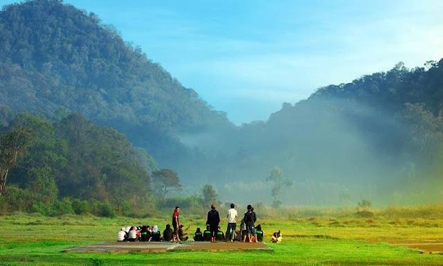 Ini Dia Tempat Wisata Bandung yang Seru untuk Liburan Camping Kamu