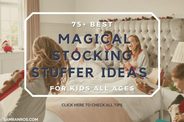 Best Magical Stocking Stuffer Ideas for Kids
