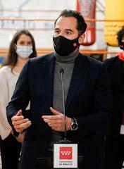 Ignacio Aguado Madrid Deporte