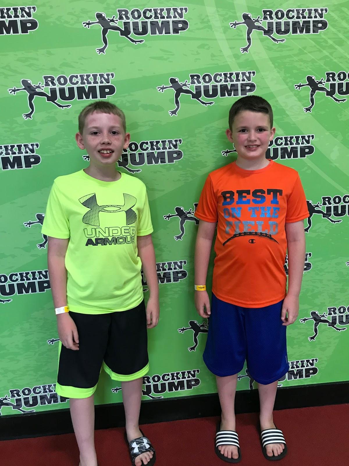 Our Appalachia Homeschool Rockin Jump Trampoline Park Review