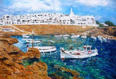 Binibequer, Menorca