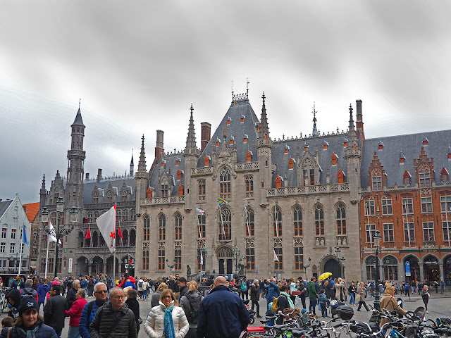 Most overrated places in Europe to Visit on a Cruise Bruges Belgium