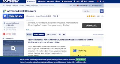 تحميل برنامج Advanced Disk Recovery