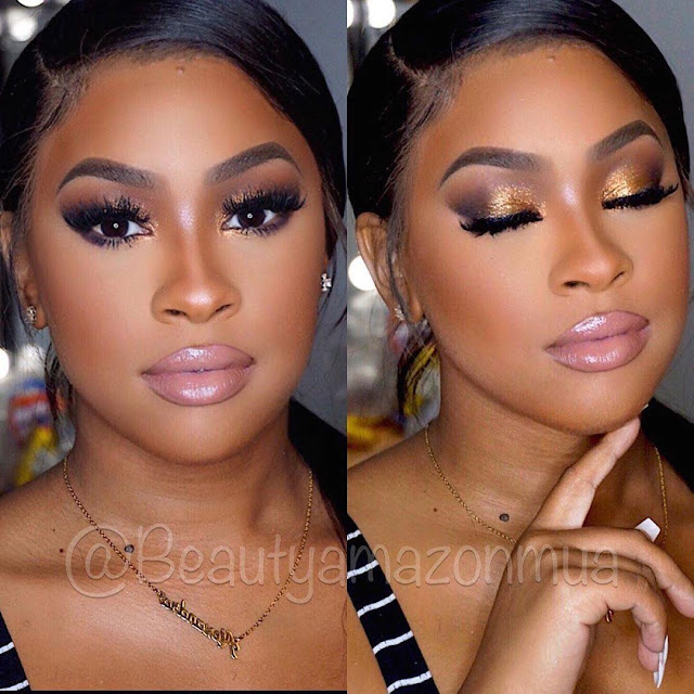 2019 Exceptional Makeup Ideas for Black Women