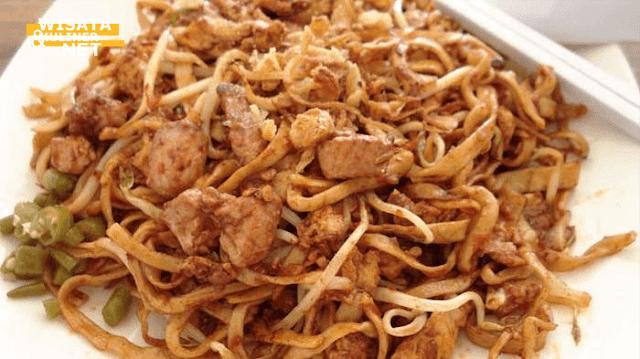 Mie Tarempa - 5 Rekomendasi Wisata Kuliner Khas Batam