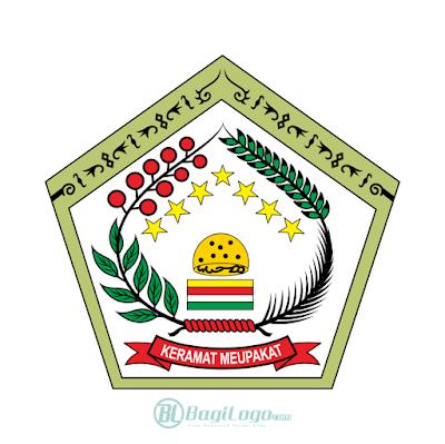 Kabupaten Aceh Tengah Logo Vector