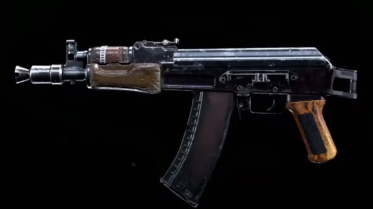 Call of Duty Warzone's Deadliest AK74u - This Class Will Sweep Even MAC 10