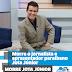 Morre o jornalista e apresentador paraibano Jota Júnior