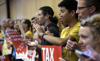 Seattle City Council approves income tax on the wealthy