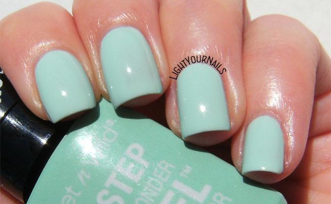 Wet n Wild Pretty Peas smalto nail polish