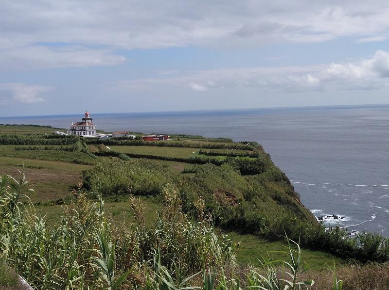 Un día en el oeste de la isla São Miguel (Azores)