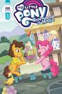 """MLP Brianna """"BriannaCherry"""" Garcia Comic Covers"""