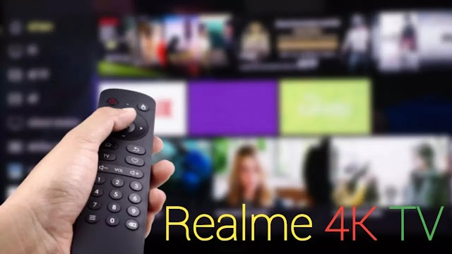 Realme said to launch 55-inch 4K UHD TV with SLED technology in October.