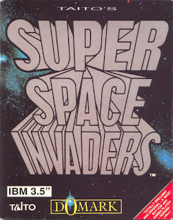 Taito's Super Space Invaders