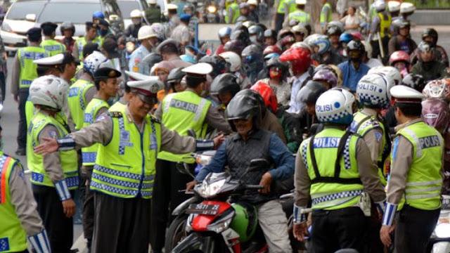 Razia Polisi Agustus 2019 Hari Ini Di jakarta