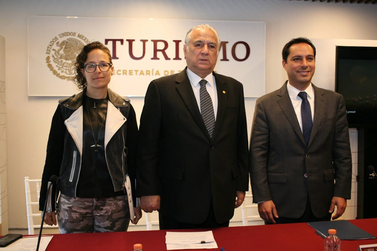 TIANGUIS TURÍSTICO 2020 MÉRIDA YUCATÁN SECTUR 01